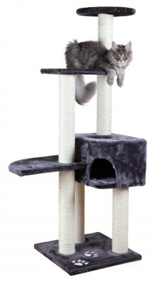 Trixie Kratzbaum Alicante Grau 45×45×142 cm