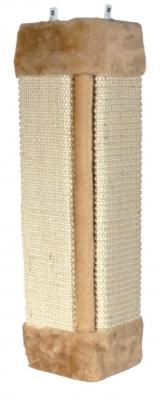 Trixie Scratching Board for Corners Bej 23×49 cm