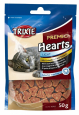 Trixie Premio Hearts Duck Breast and Pollock 50 g