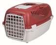 Transportbox Capri, Grey/Red Trixie 40x38x61 cm Køb online nu