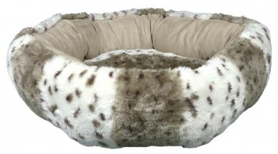 Trixie Leika Bed, beige / white 50 cm