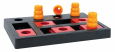 Trixie Dog Activity Chess Black