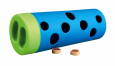 Trixie Dog Activity Snack Roll, plastique/caoutchouc naturel Bleu clair