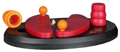 Trixie Push Away Strategisch Spel Zwart 25x17 cm