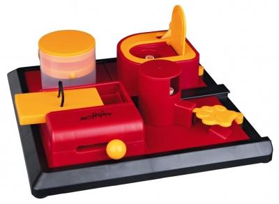 Trixie Poker Box 2 Jeu de stratégie Noir 31 × 31 cm