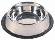Trixie  Stainless Steel Bowl  450 ml nätaffär
