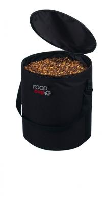Trixie Foodbag, sort ø29/35  cm