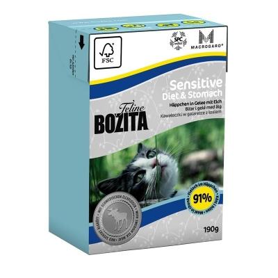 Bozita Feline Funktion Sensitive Diet & Stomach 190 g