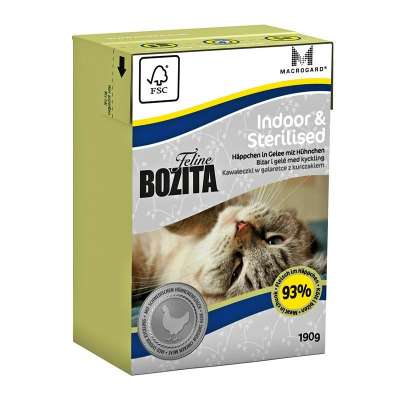 Bozita Feline Funktion Indoor & Sterilised 190 g