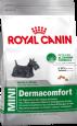 Size Health Nutrition Mini Dermacomfort 800 g fra Royal Canin
