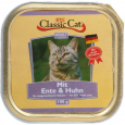 Classic Cat Duck & Chicken 100 g billigt