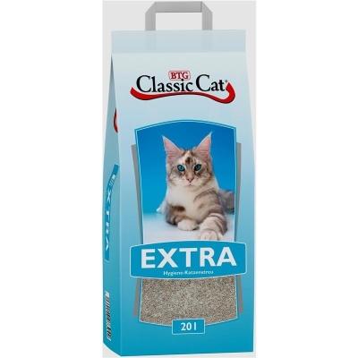 Classic Cat Lettiera per gatti Extra Attapulgite 20 l