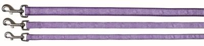 Trixie Impression Leash Flower Power, Violet 1.5x120 cm