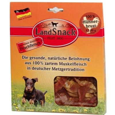 Landfleisch LandSnack Fillet Dog Chicken Kura  90 g