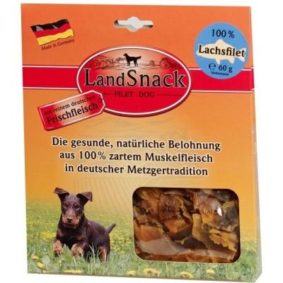 Landfleisch LandSnack Fillet Dog Salmon 60 g