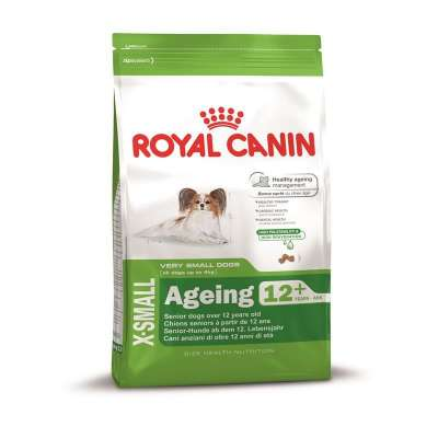 Royal Canin Size Health Nutrition X-Small Ageing 12+  1.50 kg, 500 g