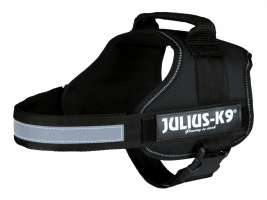 Julius K9 Powerharness  Μαύρο