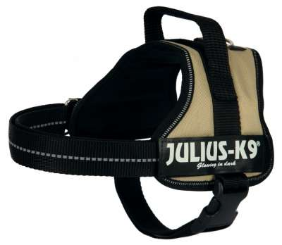 Julius K9 Powerharness Mini/M Beige Mini/M