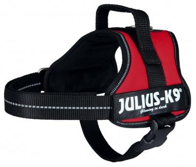Julius K9 Power Harnais, Mini/M Rouge M