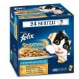 Produkter som ofte kjøpes sammen med Felix Multipack Sensations Fishy Pouch in Jelly