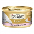 Purina Gourmet Gold - Egg Soufflé with Salmon 85 g billigt