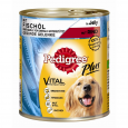 Pedigree Dose Adult Plus Fish Oil with Beef in Jelly 400 g - Hundefoder uden kylling
