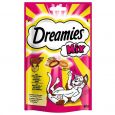 Dreamies Cat Snacks Mix with Cheese and Beef 60 g