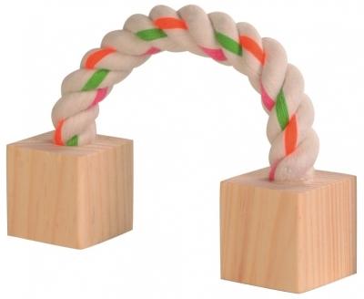 Trixie Gioco con corda 20 cm