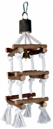 Trixie Natural Living Tower with Rope  34 cm