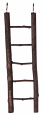 Trixie Natural Living Wooden Ladder 26 cm