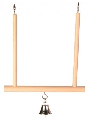 Trixie Trapezschaukel mit Glocke