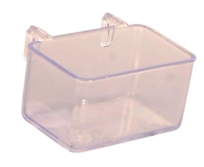 Trixie Set Hängenäpfe, Kunststoff 50 ml