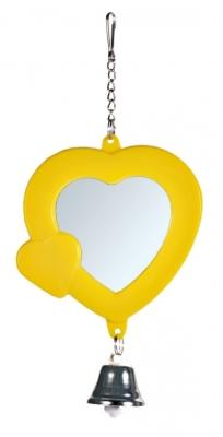 Trixie Hjerteformet Spejl 7 cm