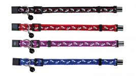 Trixie  Cat Collar Nylon 24 cm pris