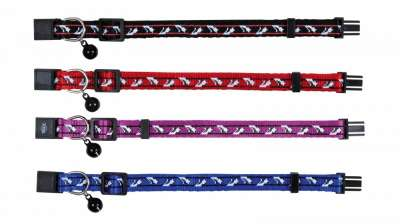 Trixie Cat Collar Nylon 24 cm