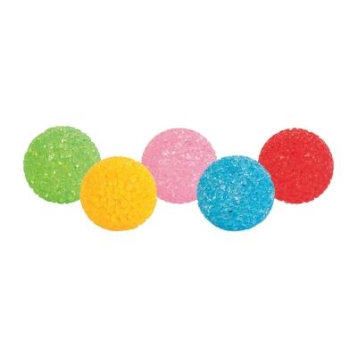 Trixie Glitzerball mit Schelle 5 cm