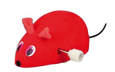 Trixie Rato com movimento (Plástico) 7 cm