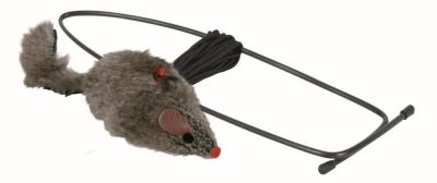 Trixie Maus für Türrahmen Dunkelgrau 8/190 cm