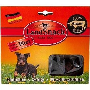 Landfleisch LandSnack Fillet Dog Angus 170 g