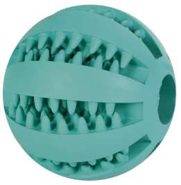 Denta Fun Baseball, Mintfresh, Naturgummi 7 cm Trixie 4047974032596