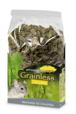 JR Farm Grainless Complete Chinchilla  1.35 kg