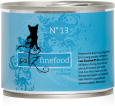 Catz Finefood No.13 Herring & Crabs 200 g