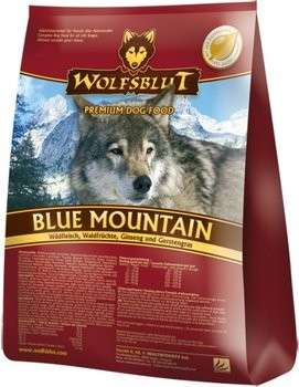 Wolfsblut Blue Mountain  500 g, 2 kg, 15 kg