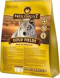 Wolfsblut Gold Fields Small Breed  2 kg, 15 kg