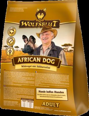Wolfsblut African Dog Voksen  15 kg, 2 kg, 500 g, 7.5 kg