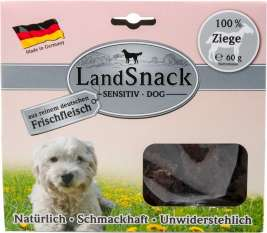 LandSnack Dog Sensitive Goat Landfleisch 4003537500551