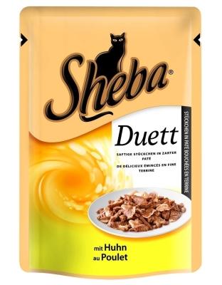 Sheba Duett Kana 85 g