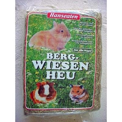 Hanseaten-Naturprodukte  Hanseaten Bergwiesenheu 1 kg