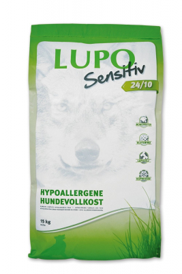 Luposan Sensitiv 24/10  15 kg, 5 kg
