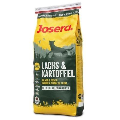 Josera Nature Laks & Poteter  900 g, 4 kg, 15 kg, 1.5 kg